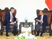 Le Premier ministre plaide pour la coopération stratégique avec Boeing