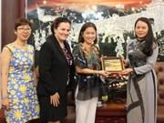 L'Association des Femmes vietnamiennes renforce sa coopération avec l'ONU Femmes