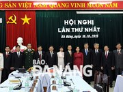 Avertissement à l'encontre de la Permanence du Comité municipal du Parti de Da Nang