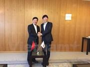 Promotion de l'investissement du Japon au Vietnam