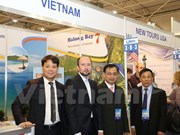 Tourisme : le Vietnam à l'exposition internationale en Ukraine