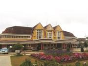 Le tourisme va bon train dans la gare la plus ancienne du Vietnam