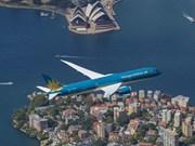 Vietnam Airlines étoffe son son offre de vols vers Sydney