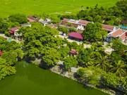 Ninh Binh renforce le programme d'édification de la nouvelle ruralité