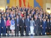 Le Vietnam à la 12e réunion des chefs des douanes de l'ASEM
