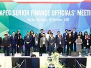 Les hauts officiels des finances de l'APEC réunis à Hôi An