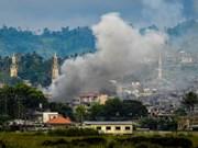 L'armée philippine libère tous les 20 otages restants à Marawi