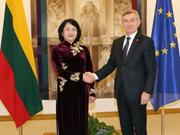 Approfondir la coopération multisectorielle Vietnam-Lituanie