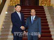 Le PM reçoit le chef de l'Agence nationale de la police de la République de Corée