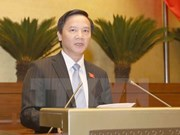 Les législateurs examinent la réforme administrative le 30 octobre