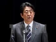Félicitations à des dirigeants japonais