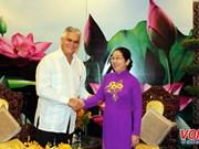 Ho Chi Minh-Ville souhaite intensifier la coopération avec Cuba