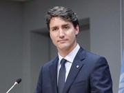 Le Premier ministre du Canada entame une visite officielle au Vietnam