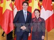 Le Vietnam apprécie et soutient la politique étrangère du Canada