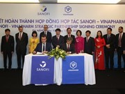 Sanofi Vietnam et Vinapharm étendent leur partenariat stratégique