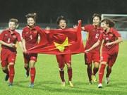 Le Onze féminin rêve de la Coupe du monde en France