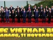 """L'APEC 2017 est un """"succès total"""", dit le vice-PM Pham Binh Minh"""