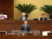 AN: Le gouverneur de la Banque d'Etat répond aux questions des députés