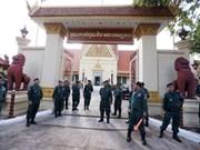 Cambodge : les  élections législatives de 2018 se dérouleront comme prévu