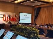 L'ASEAN et l'UE dialoguent sur le développement durable