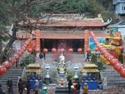 À Ha Long, la pagode de Long Tiên cultive son originalité