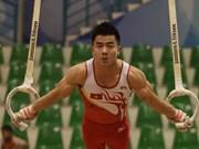 Le gymnaste Pham Phuoc Hung, les fruits de la passion