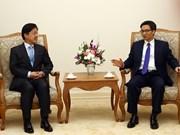 Le vice-PM Vu Duc Dam se félicite du Forum R. de Corée-Vietnam pour l'avenir
