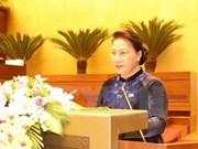 La présidente de l'AN Nguyen Thi Kim Ngan visitera Singapour et l'Australie