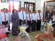 Dang Thi Ngoc Thinh à la célébration du 95ème anniversaire de l'ancien PM Vo Van Kiet