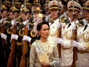 Myanmar-Chine : Aung San Suu Kyi se rendra à Pékin