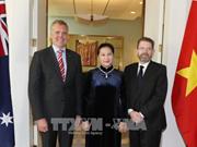 Le Vietnam et l'Australie renforcent leur partenariat intégral rehaussé