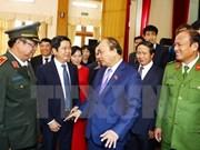 Le PM Nguyên Xuân Phuc affirme les acquis socioéconomiques de 2017