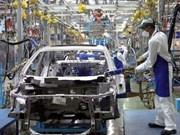 La production industrielle bondit de 17,2% en novembre