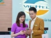 Viettel Telecom remporte le prix des meilleures sociétés de la Fintech