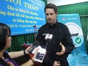 L'Australie apprécie les efforts du Vietnam contre la pêche illégale