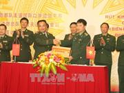 Vietnam-Chine : Bon bilan des échanges politiques entre garde-frontières