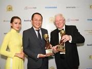 """Tourisme : le Vietnam honoré par les prix """"World Travel Awards"""""""