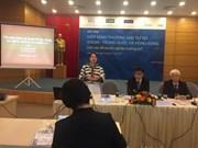 Colloque sur l'accord de libre-échange ASEAN-Chine et ASEAN-Hong Kong (Chine)