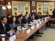 Coopération dans l'éducation entre Ho Chi Minh-Ville et des localités américaines