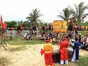 Le bài chòi, art traditionnel du Centre du Vietnam, au patrimoine mondial