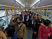 De l'urgence de développer les transports publics à Hanoï