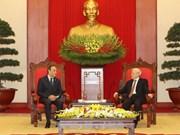 Le Vietnam et le Maroc résolus à intensifier leurs relations
