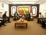 La BM souhaite coopérer avec le Vietnam dans la construction de l'autoroute Nord-Sud
