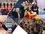 Les dix événements internationaux les plus marquants en 2017