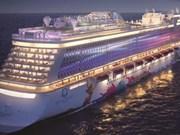 Saigontourist accueille le navire de croisière World Dream au Vietnam