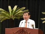 Ho Chi Minh-Ville profite des politiques spécifiques pour le développement