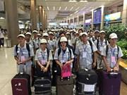 Un demi-million de Vietnamiens travaillent à l'étranger