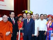 """Le gouvernement """"toujours à l'écoute"""" du Front de la Patrie du Vietnam"""
