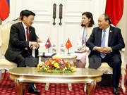 Renforcement de la coopération Vietnam-Laos