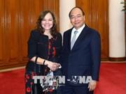 Le PM reçoit une délégation de l'Association américaine du barreau